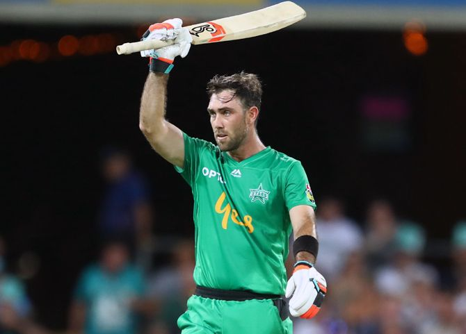 Glenn Maxwell was bought by Kings XI Punjab at the player auction