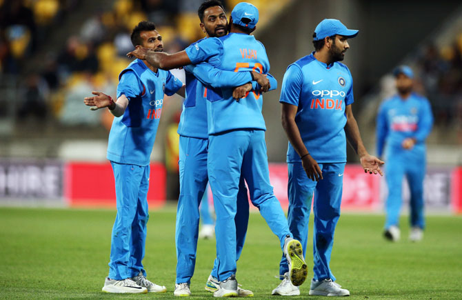 Confident India face gutsy Kiwis in series deciding 3rd T20I