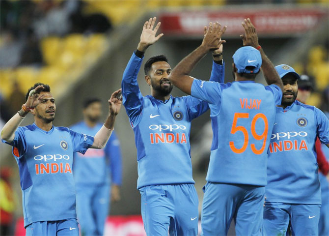 Rediff Cricket - Indian cricket - India could ring in changes in must-win 2nd T20I