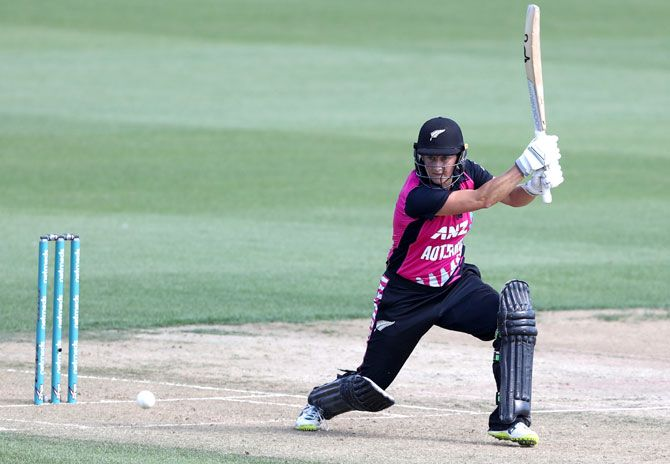 Sophie Devine has enjoyed a stellar run of form over the last 18 months -- she became the first player to score five consecutive fifty-plus scores in T20Is.