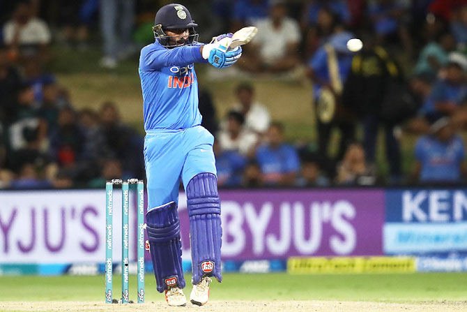 'If you go by the results, definitely yes (his best run in international cricket). It has been a good couple of years. There is some continuity and that feels good. The team has also done well so it has been a great couple of years to be a part of'
