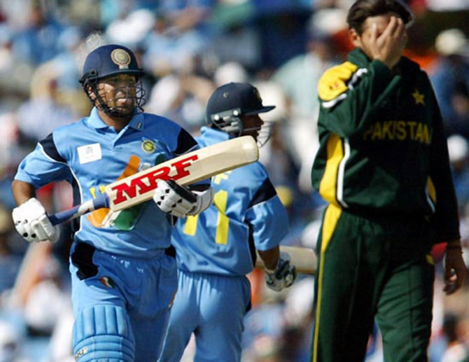 When Tendulkar battled cramps and severe Diarrhoea