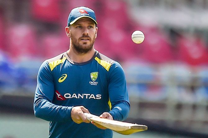 Australia captain Aaron Finch said he has no concerns about playing in the UK as they would be staying in a bio-secure environment and would be able to train during the 14-day quarantine period.