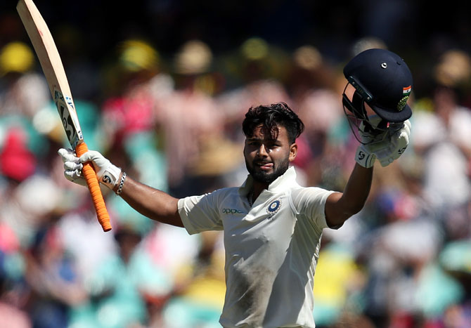 Pant rewarded for consistency, gets grade A contract; Dhawan demoted