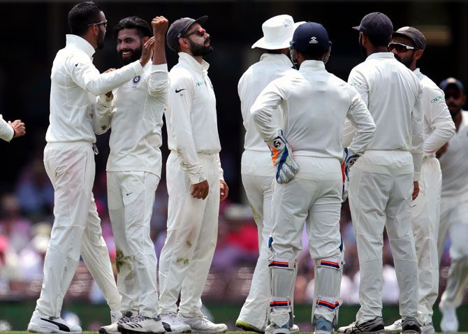 The Indian cricket team have a hectic home season