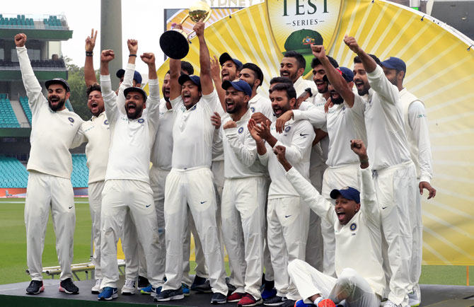 ICC Test Rankings: India, Kohli retain top spot