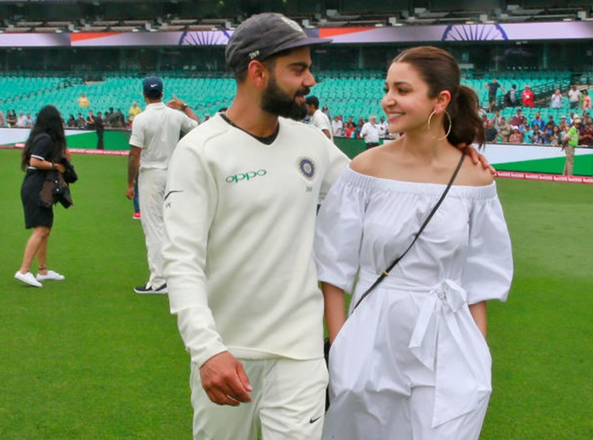 Anushka is soft target: Kohli breaks his silence