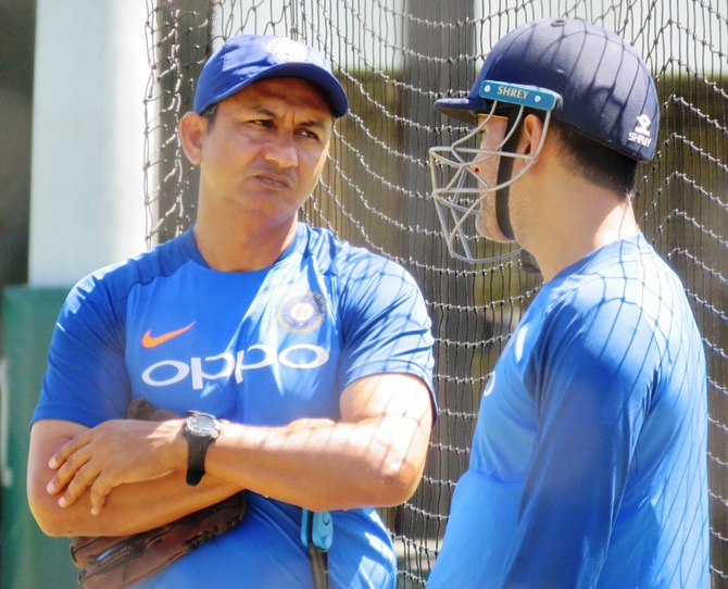 BCCI staff: Arun set to retain job; Bangar under scanner