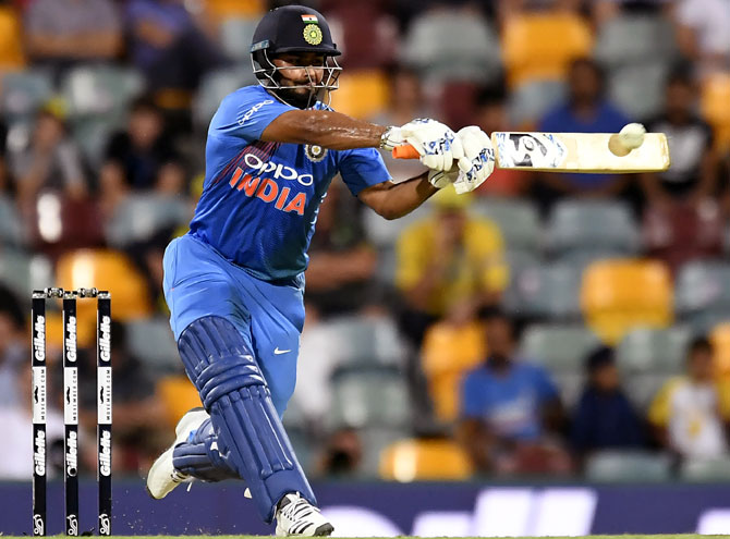 Dhawan praises Pant: He changes games in little time