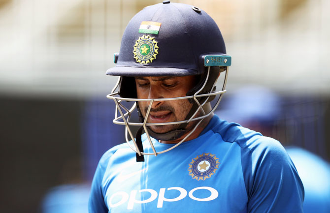 Rayudu announces shock retirement from cricket