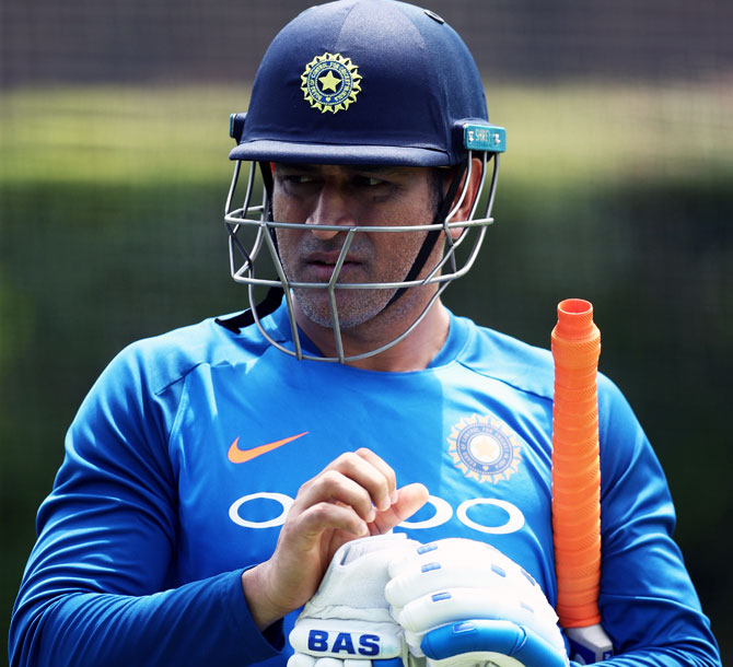 Why Dhoni declined to inaugurate the 'Dhoni Pavilion'