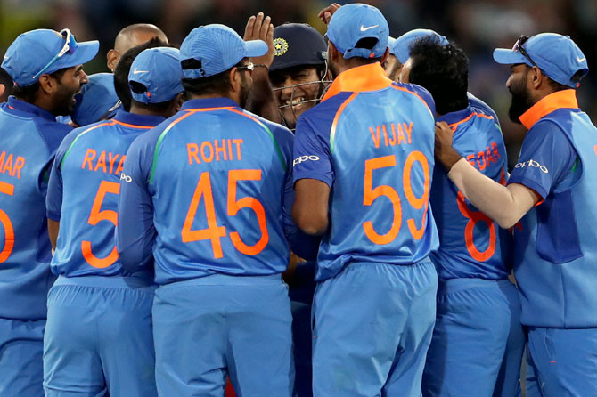 'England and India are the two favourites for World Cup'