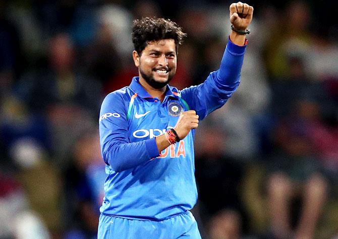 ICC T20 Rankings: India stay put, Kuldeep drops a notch