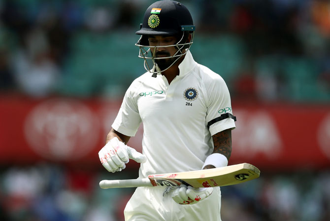 'Rahul lucky to be picked for Tests'
