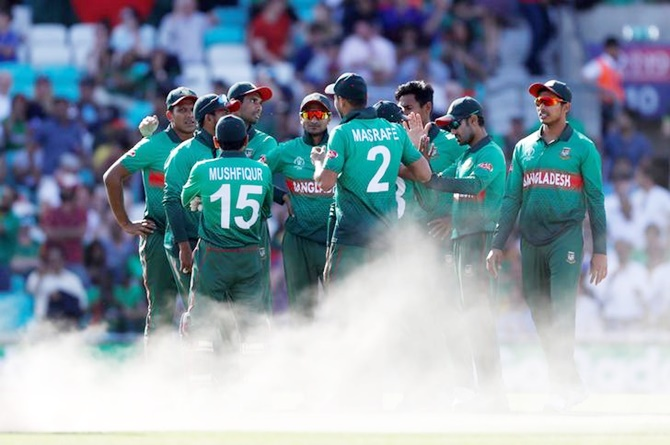 Bangladesh players go on strike before India tour