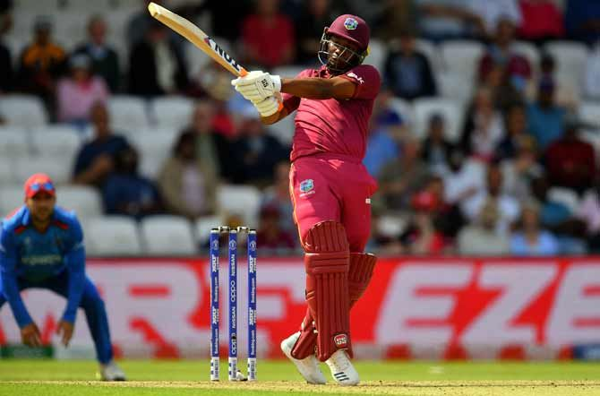 Evin Lewis hits out