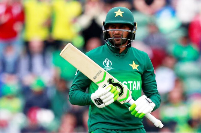 Hafeez, Malik could be part of Pakistan's T20 WC squad