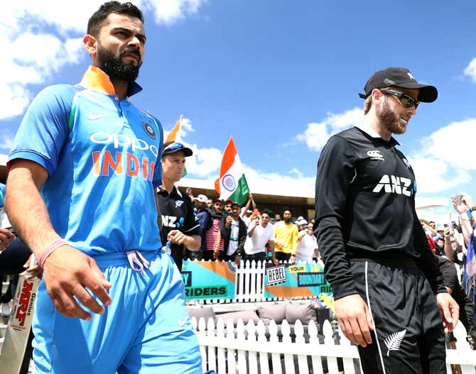 World Cup 2019 1st Semi Final All The Numbers Rediff Cricket