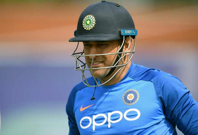 'IPL should not be selection criteria for Dhoni'
