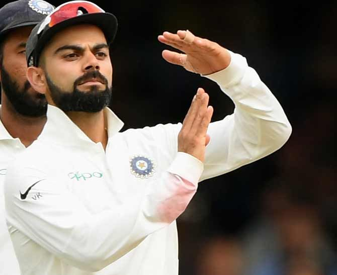 The Indian cricket board did not have faith in the DRS for a long time before it embraced the technology. Chappell said the system should never have allowed players to be a part of decision-making.