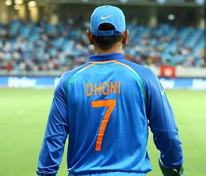 With no Dhoni in Test matches, will India use jersey No 7 ...