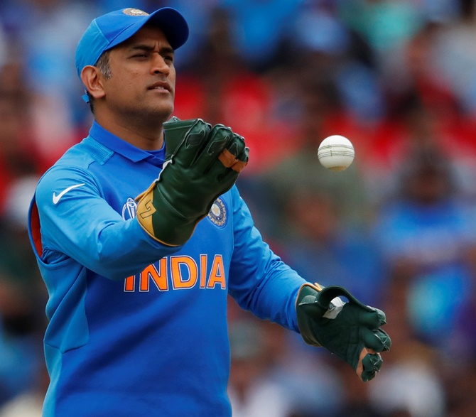 Should Dhoni decide his own fate?