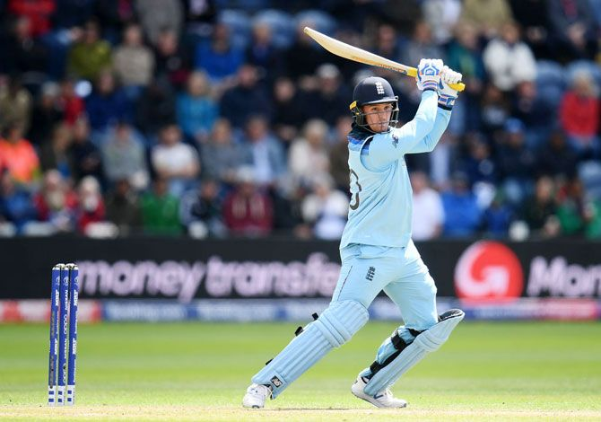 Jason Roy says he is ready to play behind closed doors