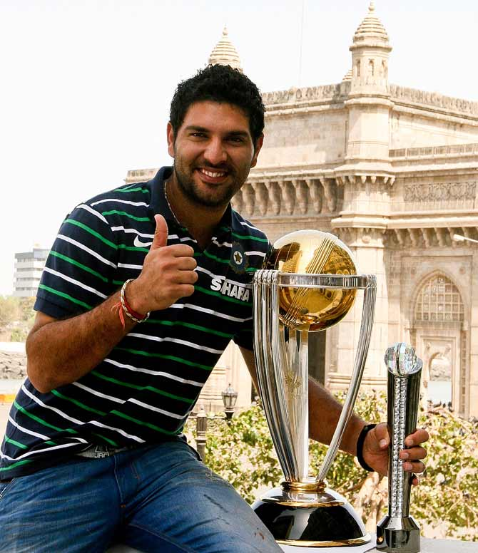 Why Yuvraj Singh is an ODI legend