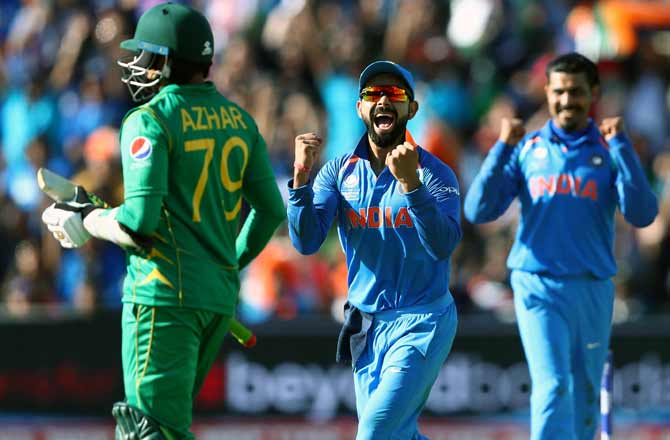 How India have dominated Pakistan in World Cups