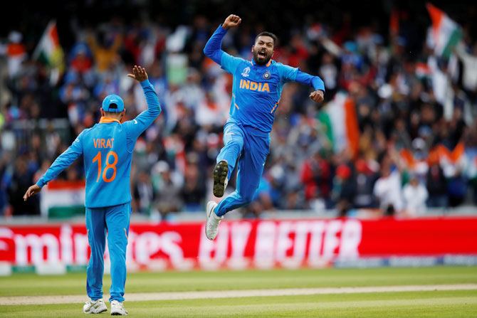 PICS: India maintain World Cup dominance over Pakistan