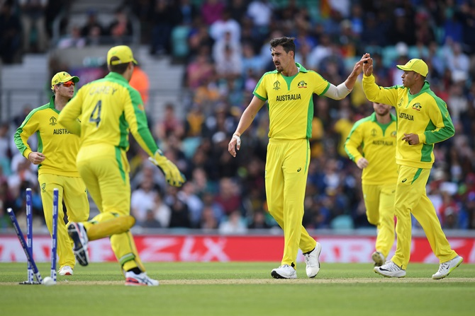 Star man Starc won't rest in Australia's title defence