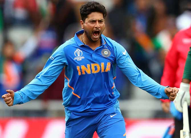Revealed! How Kuldeep produced the 'perfect delivery'