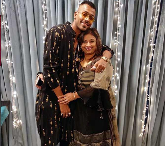 Parents happy with Pandya's showing in World Cup