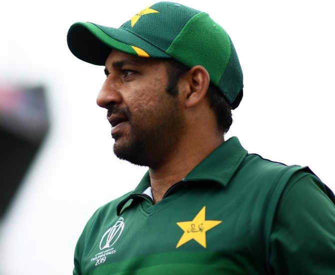 Sarfaraz Ahmed