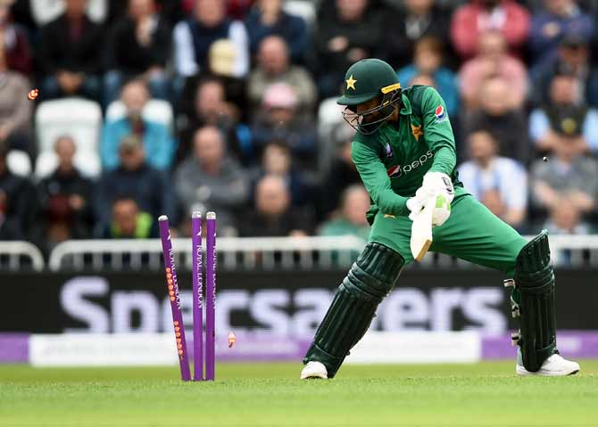 'Malik's Pakistan career as good as over'