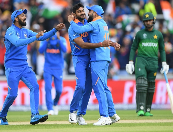 Here's what helped Vijay Shankar thrive against Pakistan