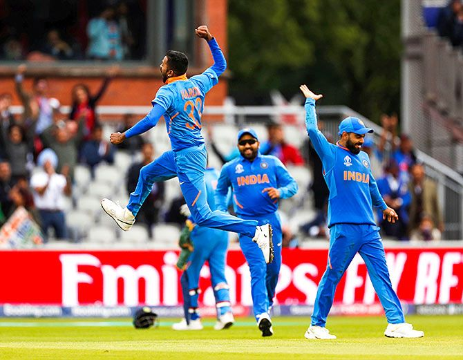Hardik Pandya has so far been a success in his role as an all-rounder