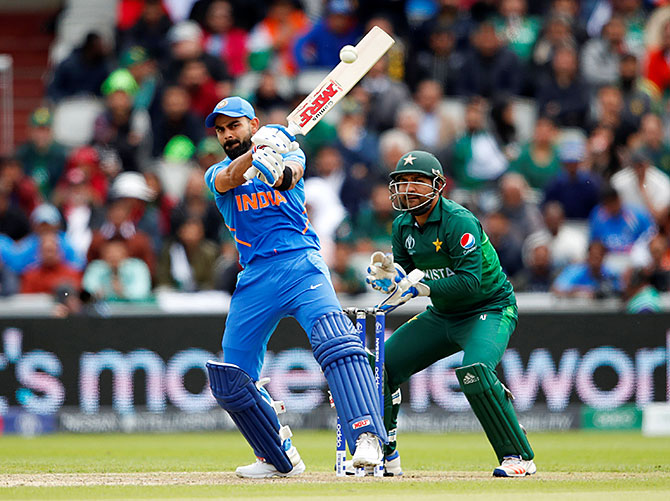 India-Pakistan Old Trafford, June 16, 2019