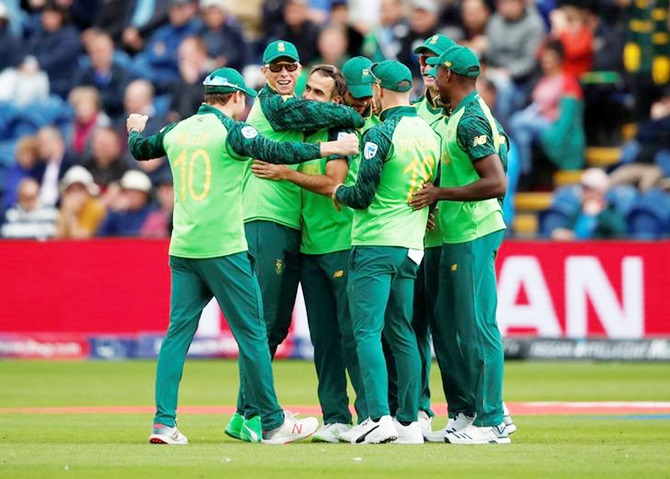 It's all about mind over matter for de Kock and SA