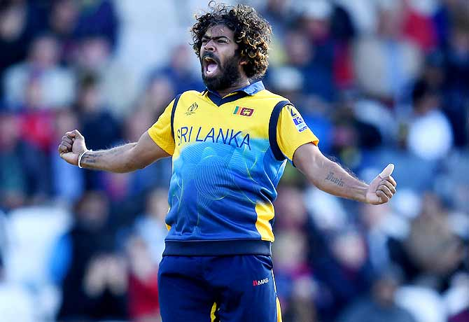 Malinga comes out of retirement to save SL