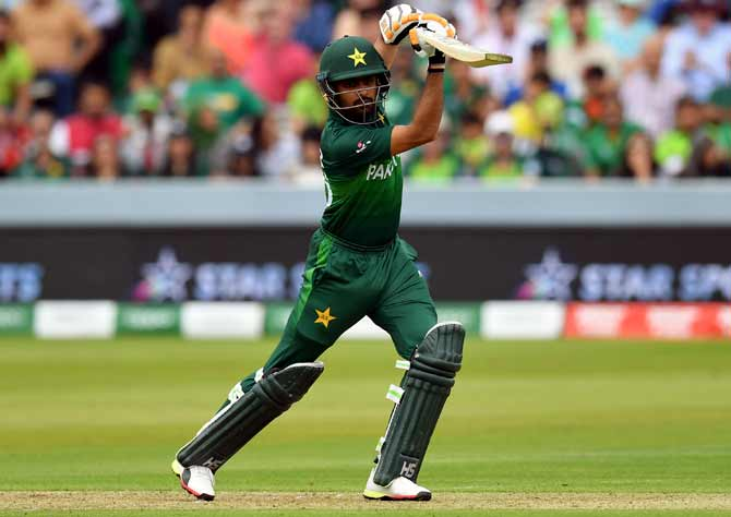 25-year-old Azam played a knock of 157 against Australia A last week and is also ranked as the number-three batsman in the ICC ODI rankings