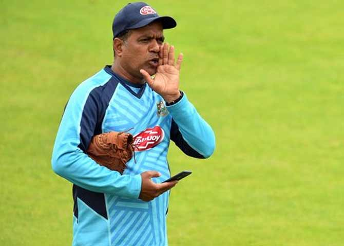 Spin bowling coach? Joshi throws hat in the ring