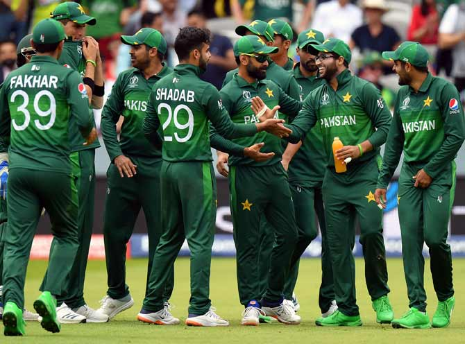 Battle of survival for Pakistan against Kiwis