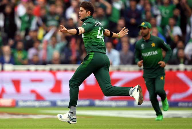 World Cup PHOTOS: New Zealand vs Pakistan