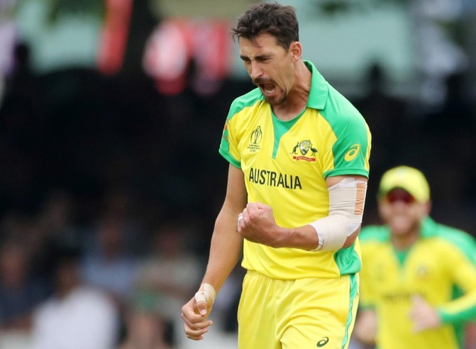 How breakfast sledge sparked Starc