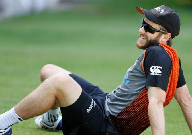 Willliamson who had hurt his hamstring during the IPL has now joined his Kiwi teammates in Dubai ahead of the T20 World Cup