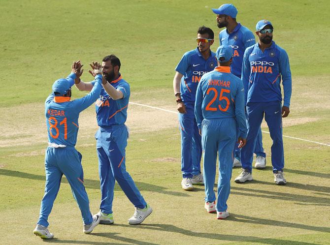 Hyderabad ODI: Kohli credits bowlers after win