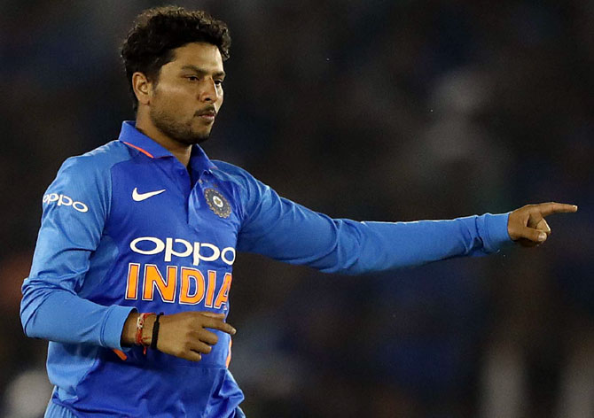 Is Kuldeep being sidelined from the Indian team?