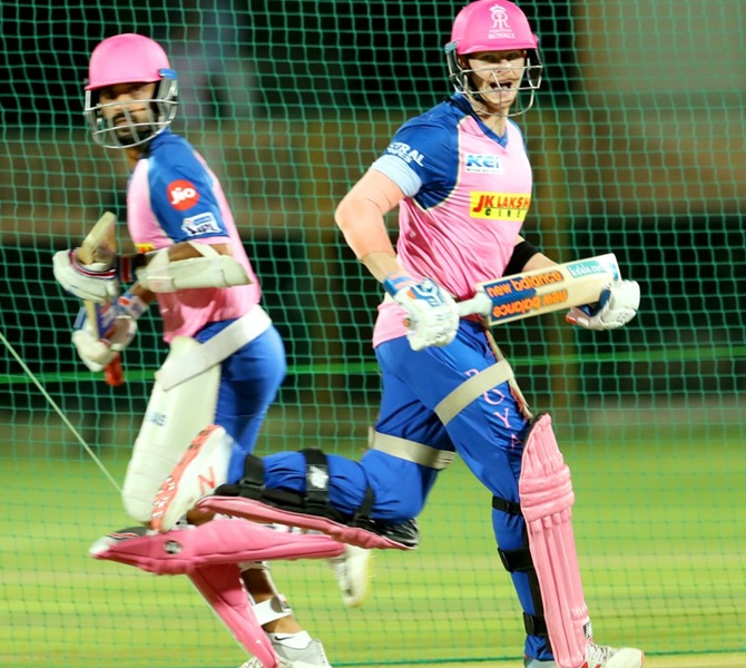 Rahane sacked, Smith to lead Rajasthan Royals