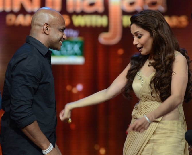 Sanath Jayasuriya: Dancing with Madhuri